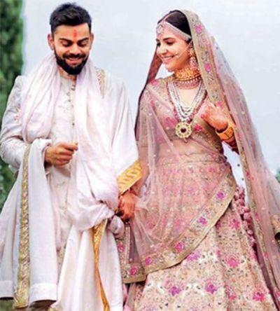 Anushka reveals they used fake names to kept her wedding with Virat Kohli a secret