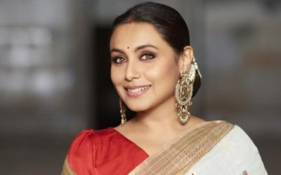 Rani Mukerji: 'I can't do better than what she did 13 years ago'