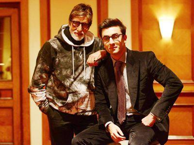 Amitabh Bachchan praises looks of  Brahmastra co-star Ranbir Kapoor, read what he says