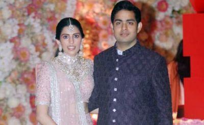 This thing will be the key highlight of Akash Ambani- Shloka Mehta wedding festivities