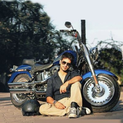 Shahid Kapoor is to be seen in India's biggest biking film