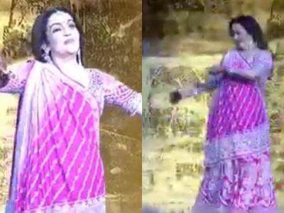 Watch: Nita Ambani dances at son Akash Ambani and Shloka Mehta's wedding is unmissible