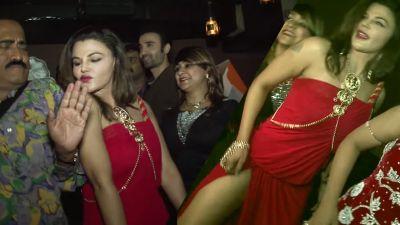 Rakhi Sawant's private video leaked