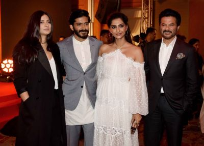 Before Sonam, Harshvardhan bagged the chance to work with dad Anil Kapoor
