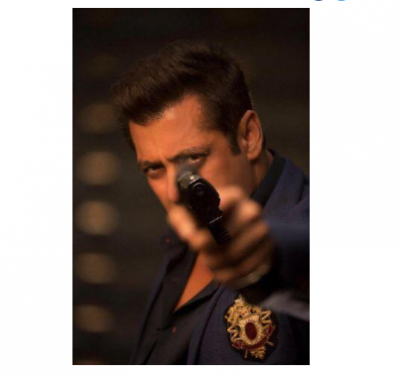 Salman Khan unveils the official logo of the film, check out the video