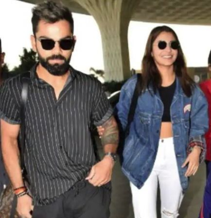 Pictures: Anushka Sharma and Virat Kohli spotted at as they jet off to Bengaluru