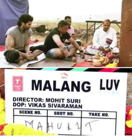 Aditya Roy Kapur and Mohit Suri's project goes on floors
