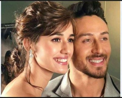 Tiger Shroff and Disha Patani clicked hanging out together and their reaction…pics inside