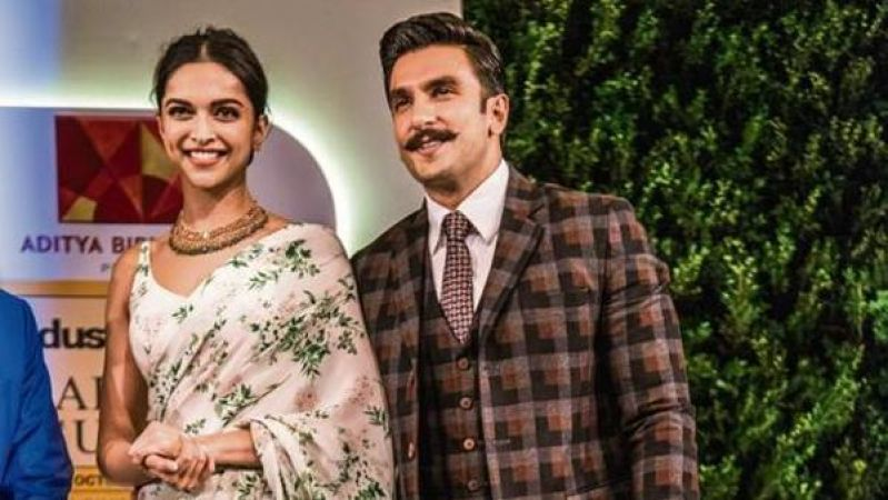 Ranveer Singh's gift for Deepika Padukone proves that he knows her best