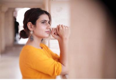 Fatima Sana Shaikh shares a mesmerizing photo of her