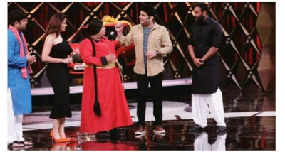 Ajay Devgn is the first guest on Kapil Sharma's new show