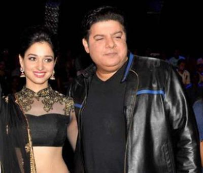 Tamannaah Bhatia comes in support of Sajid Khan, says 'he never treated me in any bad way'
