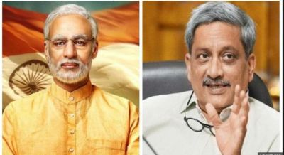 PM Modi Biopic second poster launch postponed following the Goa CM Parrikar death