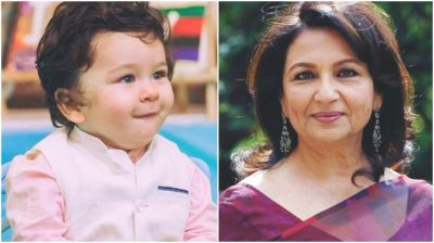 This is what Taimur Ali Khan's grandmother Sharmila Tagore has to said about his popularity