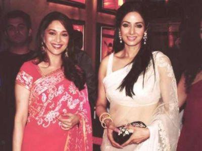 Madhuri Dixit in Abhishek Verman's next movie, Janhvi Kapoor announces