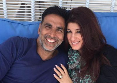 This is why Akshay is charging the fee from his wife Twinkle for PadMan?