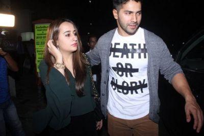 Varun Dhawan shuts the rumours of holidaying with girlfriend