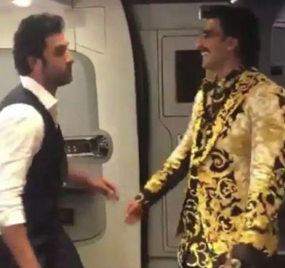 Watch video: Ranbir Kapoor and  Ranveer Singh dance to the tunes of 'First Class'