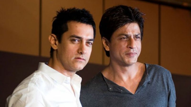 Aamir Khan got his own tiffin to Shah Rukh Khan's party, know why