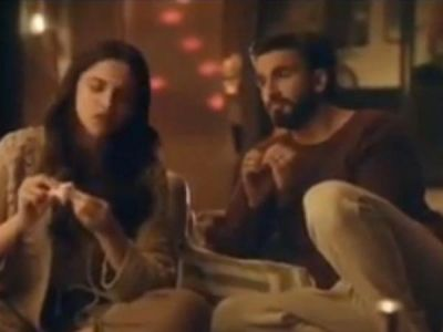Watch: Deepika and Ranveer's first ad as husband-wife will surely win your hearts