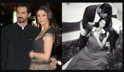 Arjun Rampal spotted with ex-wife Mehr Jesia even after Girlfriend Gabriella's pregnancy announcement