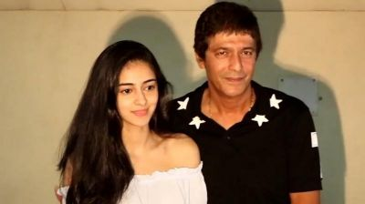 SOTY 2 actor Ananya Panday wants to grow a thick skin like her father