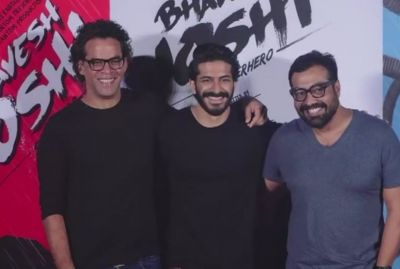 Guess who attends the trailer launch of 'Bhavesh Joshi Superhero'