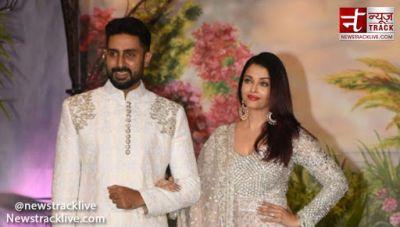 Sonam Kapoor wedding reception: Aishwarya Rai Bachchan looks like white Angel