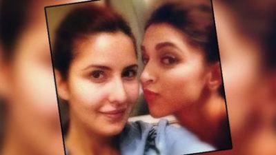 Katrina Kaif willing to work with Deepika Padukone?