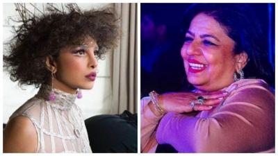 'Mere saamne hoti to.....' Priyanka Chopra's mother Madhu Chopra reacts to her Met Gala look