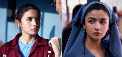 Raazi special screening! Alia Bhatt goes all shy yet bold