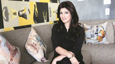 Twinkle Khanna's witty response to her troller