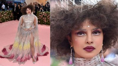 Priyanka Chopra reveals her on MET Gala 2019 look is inspired from this actor