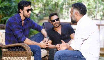 It's a Ranbir-Deepika and tabu-Ajay for Luv Ranjan's next project