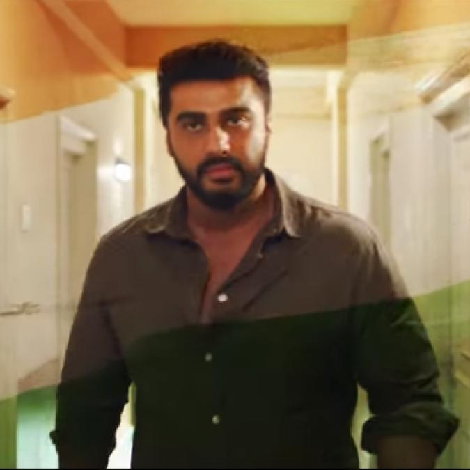 Arjun Kapoor gives true patriotic feels in the latest song Vande Mataram