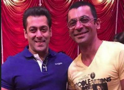 'Party karke raat ko baithke baatein karte the' Sunil Grover on working with Salman in Bharat