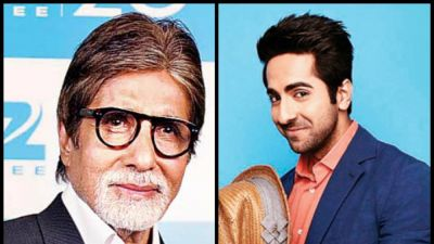 Big B and Ayushmann Khurana to collaborate for the first time