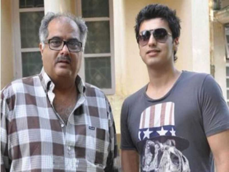 This is how Arjun Kapoor's dad Boney Kapoor reacted after watching India's Most Wanted trailer