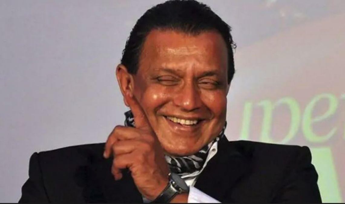 Mithun Chakraborty to do a horror comedy 'Bhootiyapa'