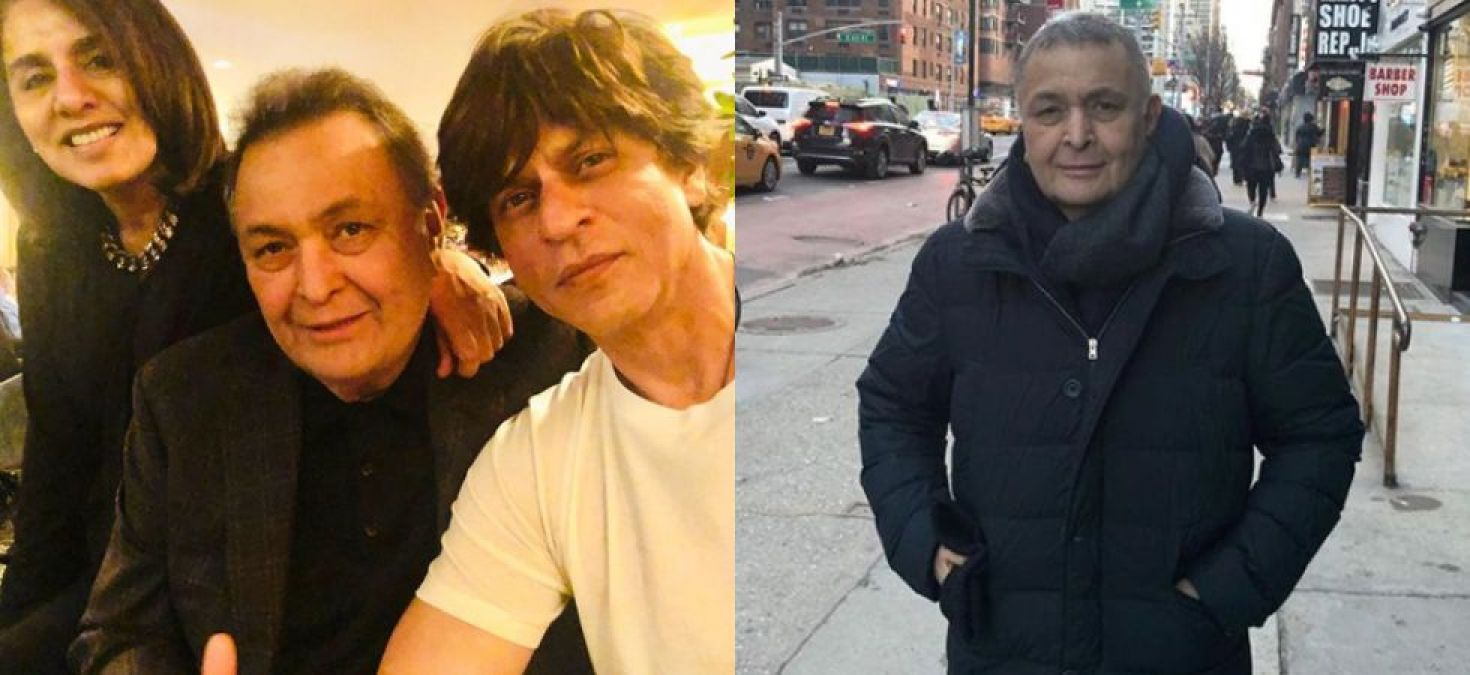 Nitu Kapoor praises SRK, here's what she says about him