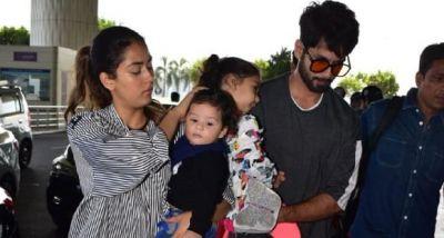 Did Kareena Kapoor's ex-Shahid hire Taimur's Nanny?