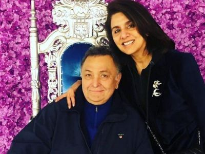 Here is how Alia Bhatt react on boyfriend Ranbir's parents Neetu and Rishi Kapoor's latest photo