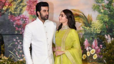 Alia Bhatt is enjoying his rumored dating stories with Ranbir Kapoor