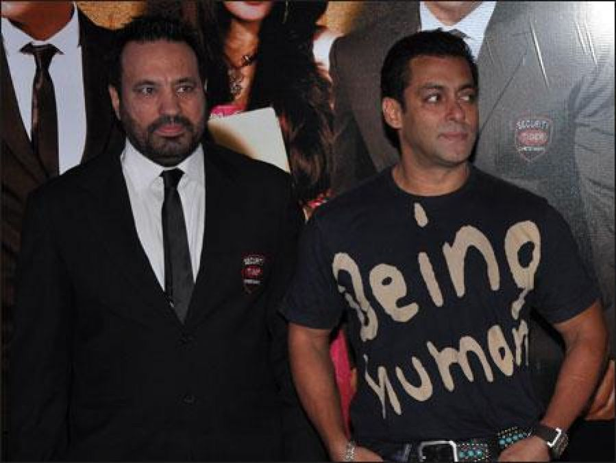 Salman Khan's Bodyguard Shera to debut in Bollywood?