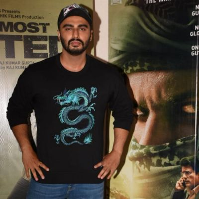 Screening of India's Most Wanted: Arjun Kapoor and celebrities were there
