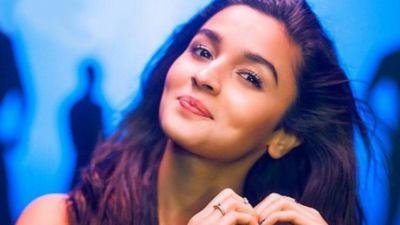 Alia Bhatt starts shooting for Sadak 2
