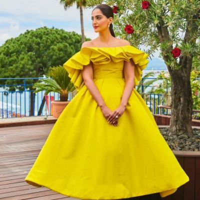 Sonam K Ahuja's latest picture is unmissible, check out here