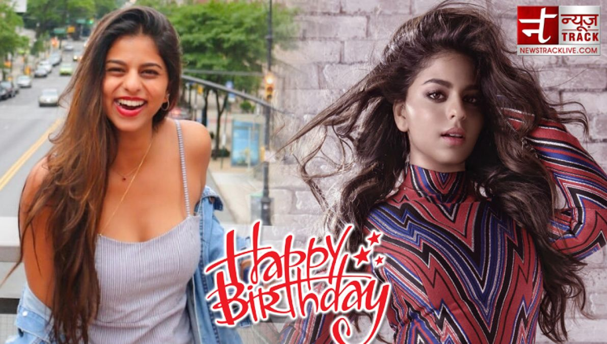 Birthday Special: These Facts about SRK's Daughter will startle you!