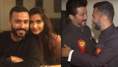 Anand came as a bonus when Sonam got married: Anil Kapoor