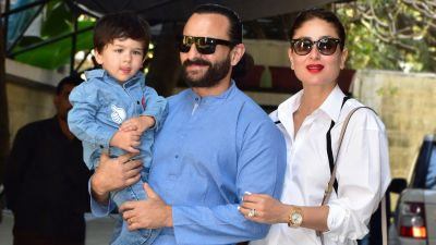 Taimur is not allowed to eat in Birthday Parties: Kareena Kapoor